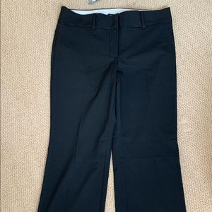 LOFT Tall black trouser